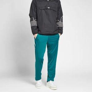 Adidas Men's Firebird Track Pant Noble Green Small